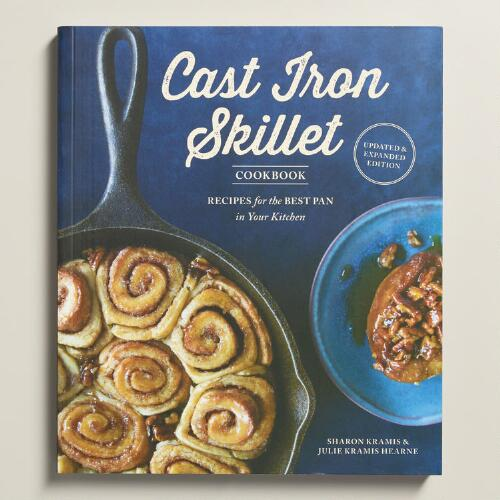 """The Cast Iron Skillet Cookbook """
