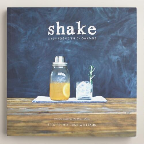 """Shake: A New Perspective on Cocktails"" Recipe Book"