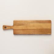 Natural Edge Wood Cutting Board