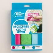 Fuller Brush Microfiber Cleaning Cloths, 3-Pack