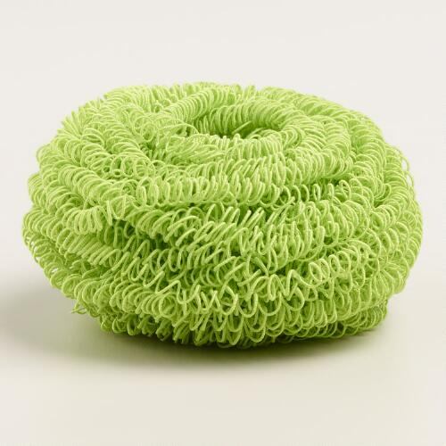Green Fuller Brush Spiral Sponges, Set of 12