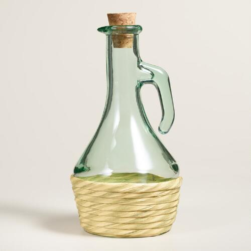 Glass Tuscia Oil Bottle