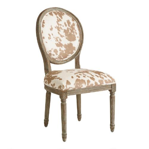 Palomino Paige Round Back Dining Chairs, Set of 2