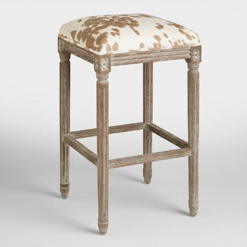 Palomino Paige Backless Barstool
