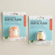 Woodlands Dental Floss, Set of 2