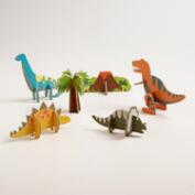 Dinosaurs Pop-Out and Play Set