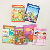 Little Activity Books, Set of 6