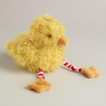 Lil Clucky Stuffed Chick