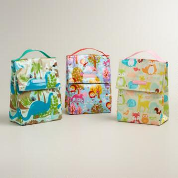 Go Go Insulated Lunch Sacks