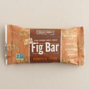 Nature's Bakery Pumpkin Fig Bars, 6-Pack