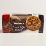 Walkers Treacle Toffee Biscuits