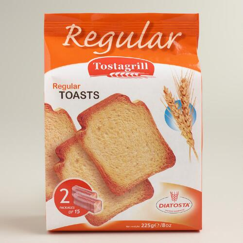 Diatosta Regular Toasts