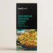 Crossroads Caribbean Chicken Curry Meal