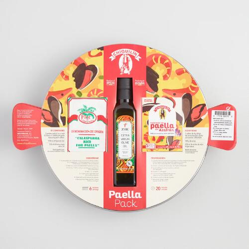 Chiquilin Paella Set