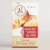 JAZ Hazelnut Vanilla Fig Cake Mix, Set of 2