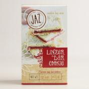JAZ Linzer Bar Cookie Mix, Set of 2