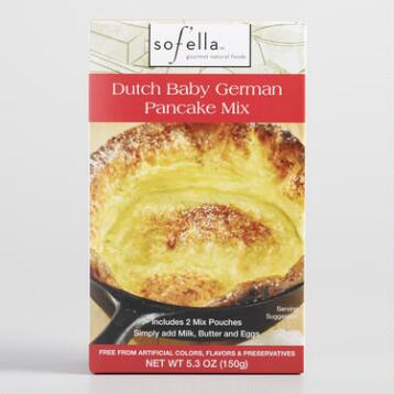 Sof'ella German Pancake Mix, Set of 2