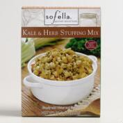 Sof'ella Kale and Herb Stuffing Mix, Set of 2