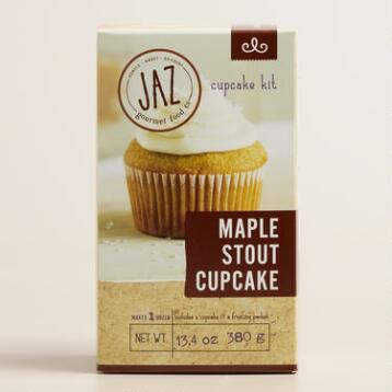JAZ Maple Stout Cupcake Mix, Set of 2
