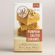 JAZ Pumpkin Salted Caramel Blondie Mix, Set of 2