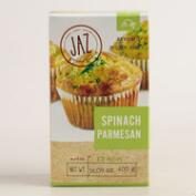 JAZ Spinach Parmesan Muffin Mix, Set of 2
