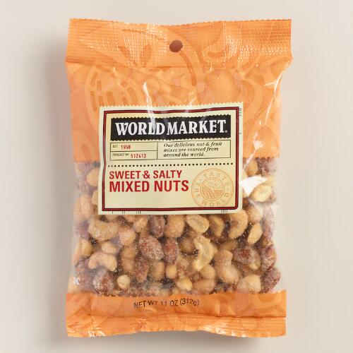 World Market® Sweet & Salty Mixed Nuts