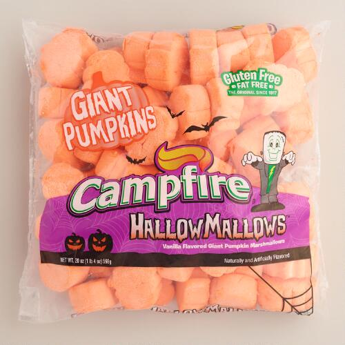 Giant Pumpkin Hallow Mallows