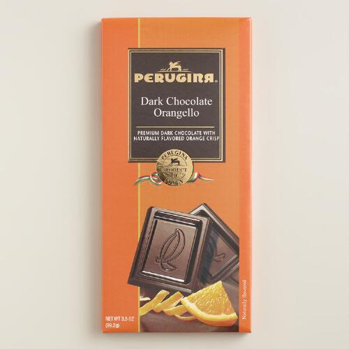 Perugina Orangello Dark Chocolate Bar