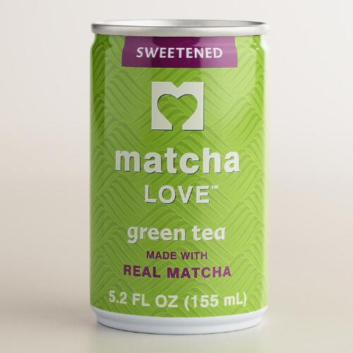 Ito En Matcha Love Sweetened Green Tea