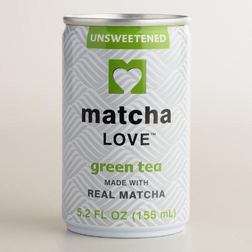 Ito En Matcha Love Unsweetened Green Tea