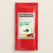 World Market® White Chocolate Eggnog Cocoa Mix, Set of 4