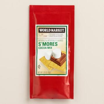 World Market® S'Mores Cocoa Mix Packet