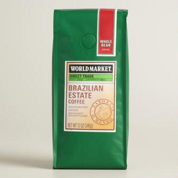 World Market® Direct Trade Brazilian Coffee Set of 6
