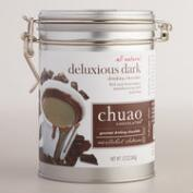 Chuao Chocolatier Deluxious Dark Drinking Chocolate Mix