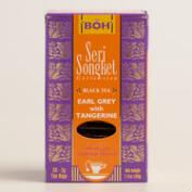 BOH Seri Songket Earl Grey Tangerine Tea, 20-Count