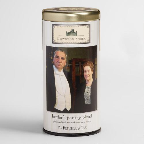 The Republic of Tea Downton Abbey Butler Blend, 36-Count