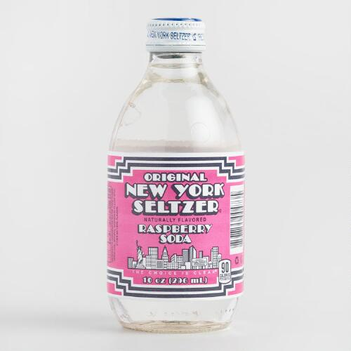 Raspberry Original New York Seltzer