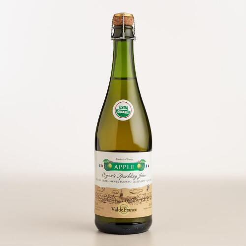 Val de France Apple Sparkling Juice