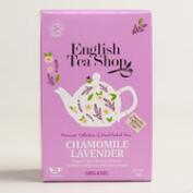 English Tea Shop Chamomile Lavender Tea, 20-Count