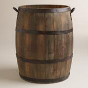 Wood and Metal Eddie Crush Barrel
