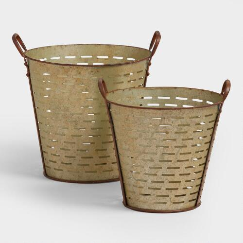 Metal Nihal Baskets