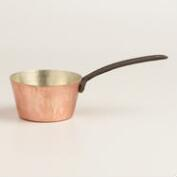 Mini Hammered Copper Butter Warmer
