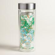 Trees Glass Tea Carafe