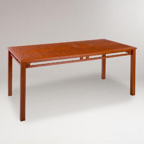 Kona Rectangular Dining Table