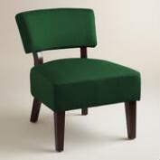 Emerald Green Lucas Chair