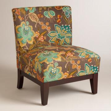 Augustus Floral Darby Chair