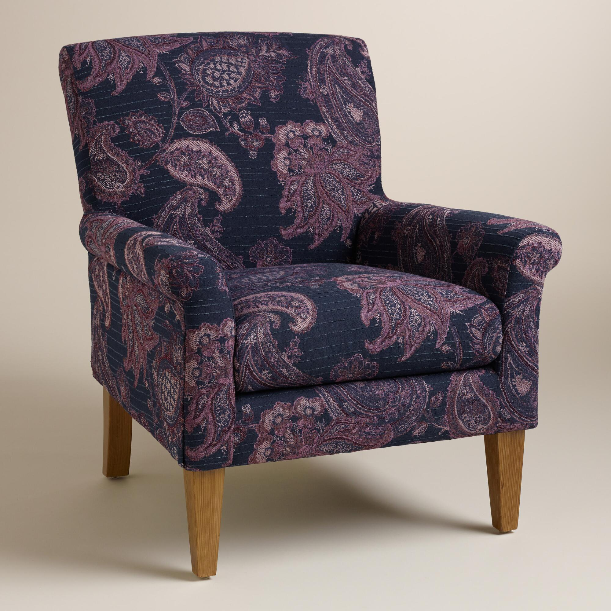 Villa Paisley Estelle Chair World Market