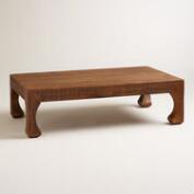 Wood Sorum Coffee Table