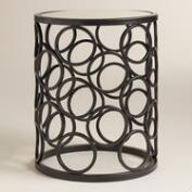 Julius Drum Accent Table
