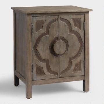 Nightstands Bedside Tables Vanity Sets World Market